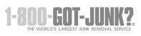 1 800 Got Junk Grey