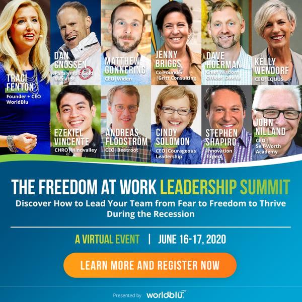 Freedom at Work Leadership Summit