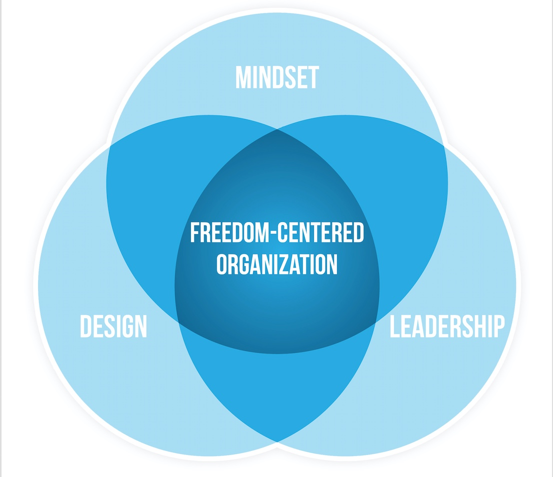 The WorldBlu Freedom at Work Model